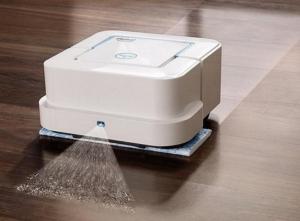 iRobot Wischroboter mit Nasswischfunktion