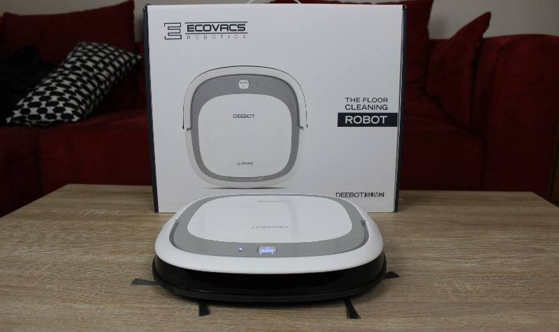 Ecovacs Robotics Deebot Slim 2 Test