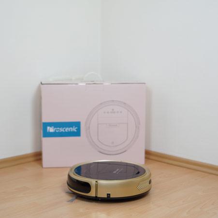 Proscenic-790t-WIFI-Staubsaugerroboter-vor-Karton-galerie
