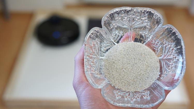 60-Gramm-Quarzsand