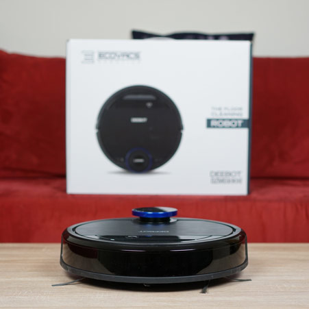 Ecovacs Deebot Ozmo 930 Thumbnail Galerie
