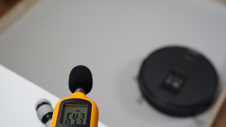 iLife-V80-Lautstaerke-Messung