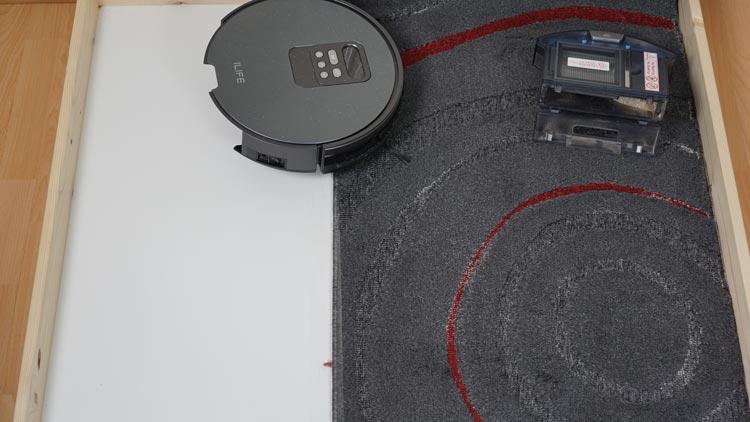 iLife-V80-Saugtest-Kurzfloor-nachher