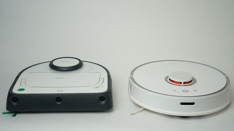Vorwerk VR300 und Roborock S5