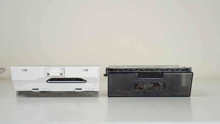 Roborock-und-Deebot-Ozmo-930-Saugoeffnung-Saugbehaelter-Hoehenunterschied