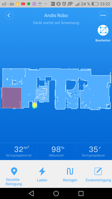 Mi-Home-App-Spot-Modus