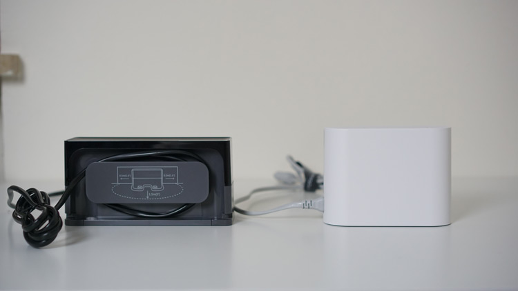 Ozmo-930-Ladestation-mit-Kabelfach-Roborock-S5-ohne
