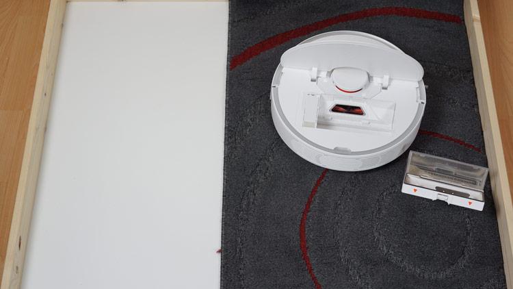Roborock-S5-Kurzfloorteppich-Saugtest-nachher