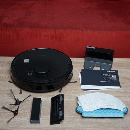 Ecovacs-Deebot-Ozmo-950-Galerie-Lieferumfang