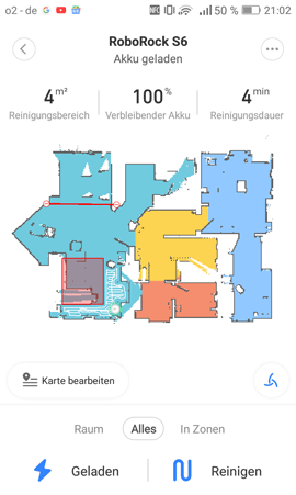 Mi-Home-App-Karte-Screenshot-Galerie