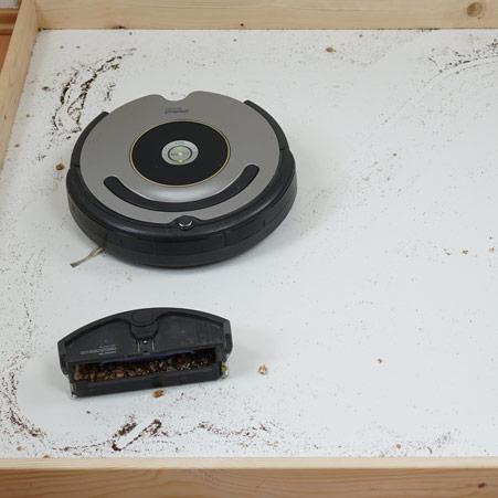 iRobot-Roomba-615-Hartboden-Saugtest-Galerie