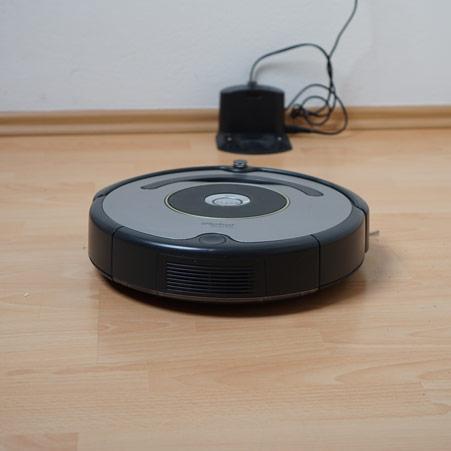 iRobot Roomba 615 Ladestation Galerie