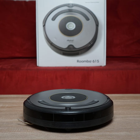 iRobot Roomba 615 Thumbnail Galerie