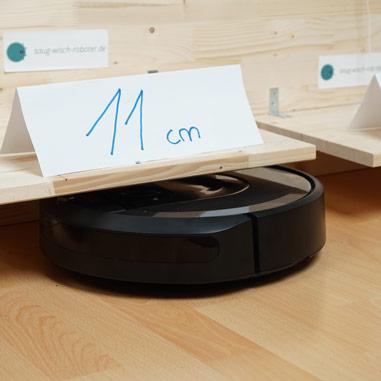 iRobot Roomba i7+ Teststrecke galerie