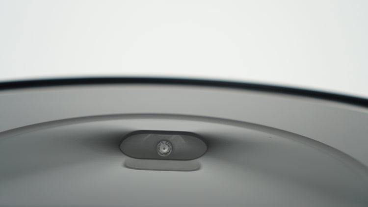 Kamerasensor-Detailaufnahme