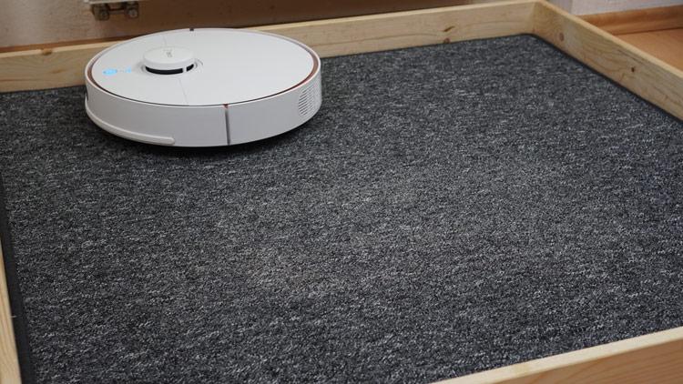 Kurzflor-teppich-Saugtest-nachher