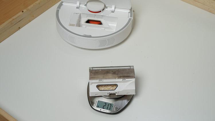 Saugbehaelter-wiegen