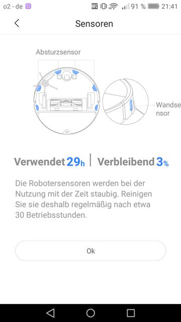 App-S6-Sensoren