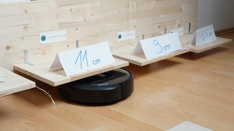 Roomba-unter-11cm