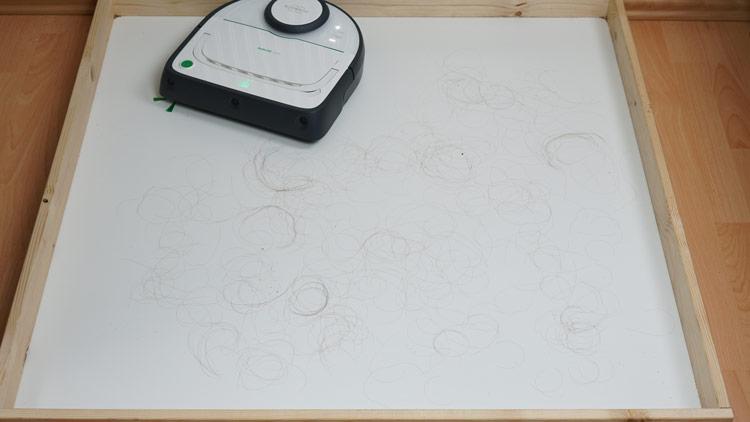 VR300 Haartest
