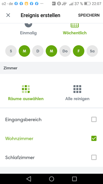 App iRobot Zeitplanung 3