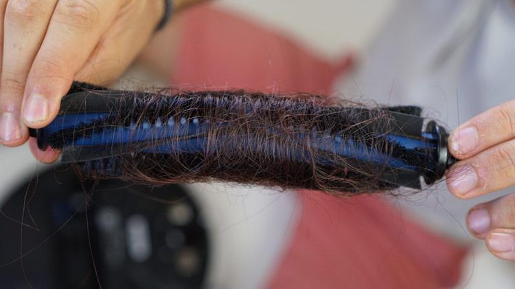 Haartest mit dem Proscenic 820t