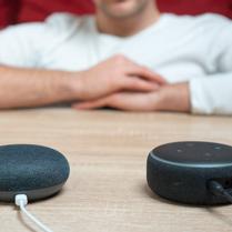 Sprachsteuerung via Alexa und Google Home