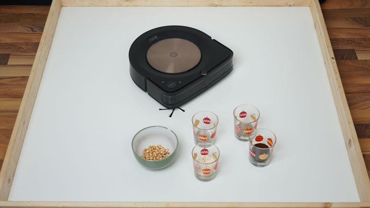 Hartboden-Saugtest-Vorbereitung-s9+