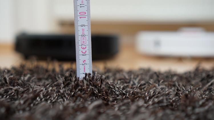 Teppich-ausmessen