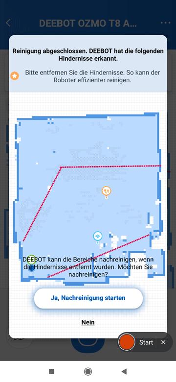App-Ecovacs-T8-Reiningung-weiter-Planen