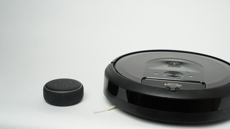 iRobot-i7+-spricht-mit-Alexa